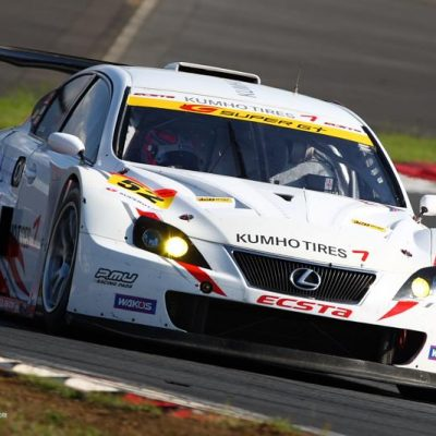 No.52 KUMHO TIRE  SHIFT  IS350    GT300